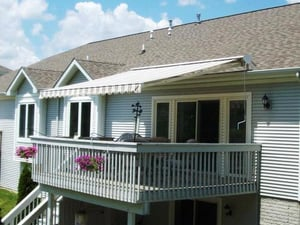 Low Maintenance Outdoor Awnings