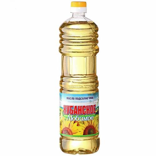 Natural Refined Deodorized Sunflower Oil