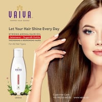 Strong Aroma Hair Oil