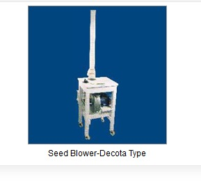 Decota Type Seed Blower