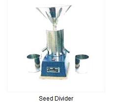 Gamet Type Seed Divider Machine