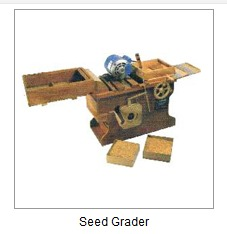 Heavy Duty Seed Grader