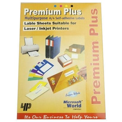 High Quality Adhesive Paper