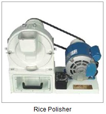 Industrial Automatic Rice Polisher