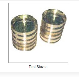 Industrial Seed Test Sieves