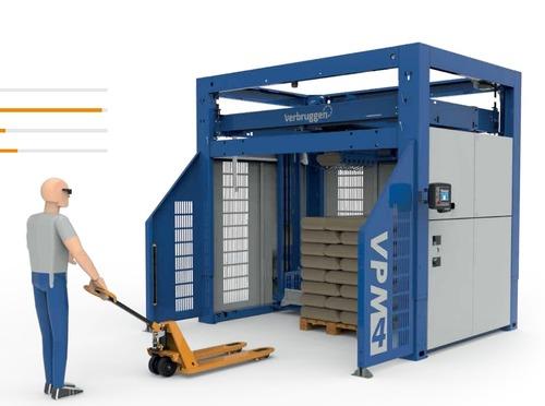 Low Cost Palletizer Machine in   Emmeloord