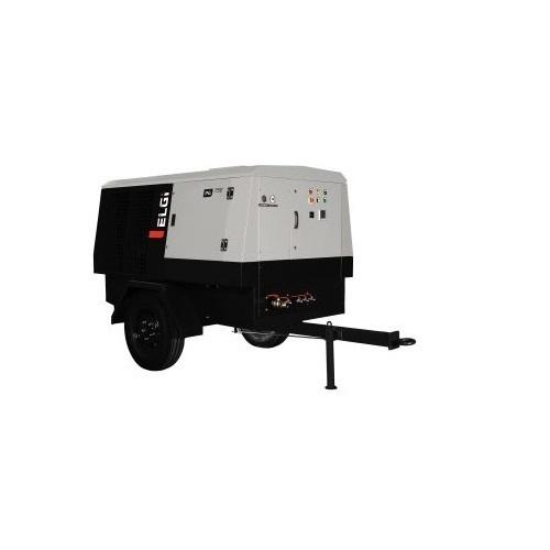 131 to 490 CFM Portable Compressor