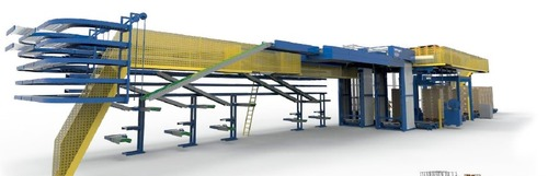 Corrosion Resistance Palletizer Machine