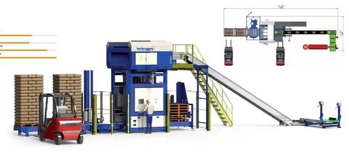 Cost Effective Palletizer Machine in   Emmeloord