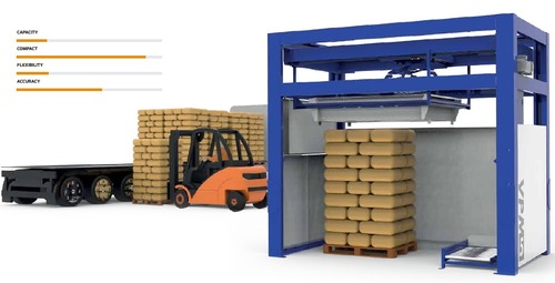 Eco Palletizer Machine