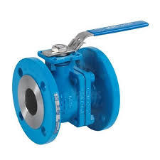 Fire Safe Plastic Ball Valve in   G.I.D.C.