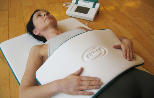 Large Muscle Treating Cushion