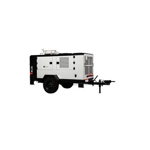 Trolley Mounted Air Compressor