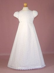 Fine Eyelets Embroideries Dress