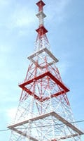 Highly Durable FM Tower
