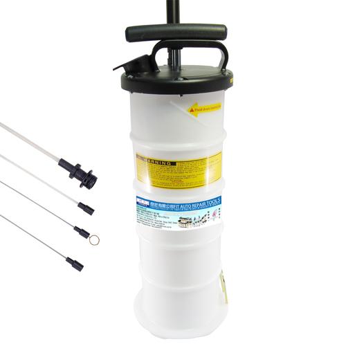 6.5 Liter Manual Operation Fluid Oil Changer Extractor Pump