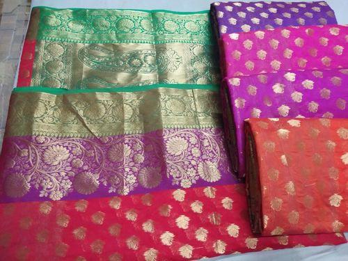 Banarasi Monica Saree for Womens in   Chohra Kachi Bagh