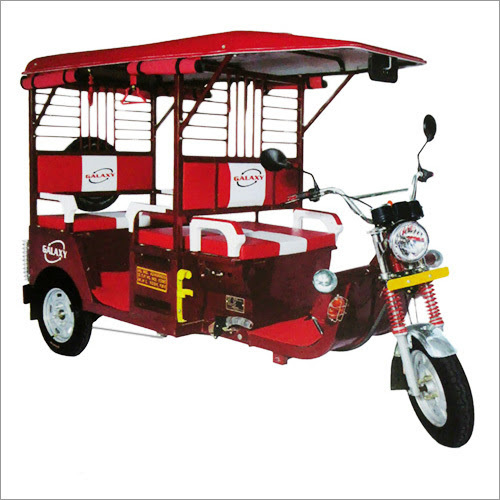Battery Operated Passenger E Rickshaw in  Moti Nagar
