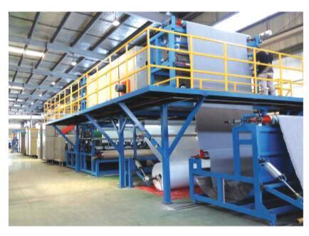 Carpet Pvc Coating And Plasticizing Production Line