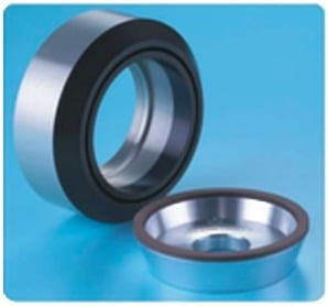 Chamfering Wheels for Silicon Block of Solar Cells