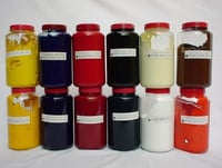 Colorful Different Pigment Toners
