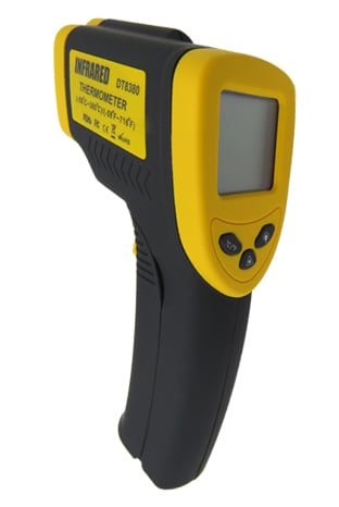 Handheld At8380 Infrared Thermometer Accuracy: 2Oc Or 2  %