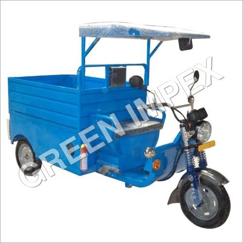 Heavy Duty E Rickshaw Loader