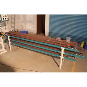 Paratha Cooling Conveyor Machine