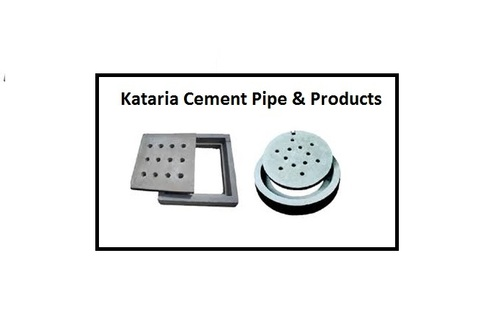 Round And Square Shaped Cemented Pipe Chambers