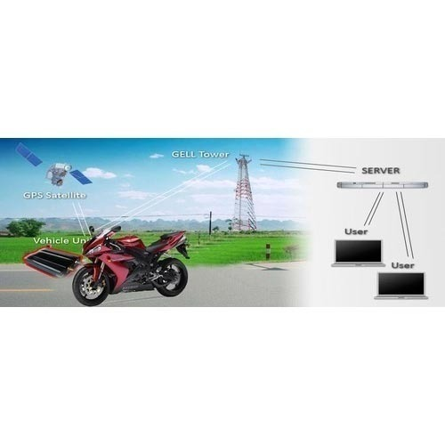 Smart GPS Motorcycle Tracker in  17-Sector - Rohini
