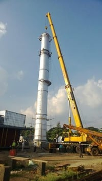 High Durability Erection Commissioning Service