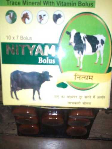 Nityam Trace Mineral With Vitamin Bolus