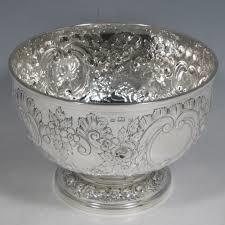 Premium Decorative Silver Bowl