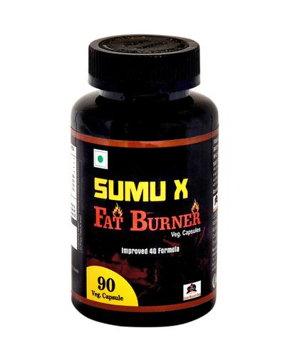 SUMU X Fat Burner Powder