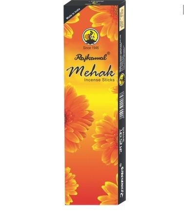 Rajkamal Mehak Incense Sticks - BHARTIYA DHOOP KARYALAYA, PLOT NO