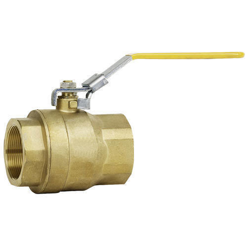 2 Way Brass Ball Valves