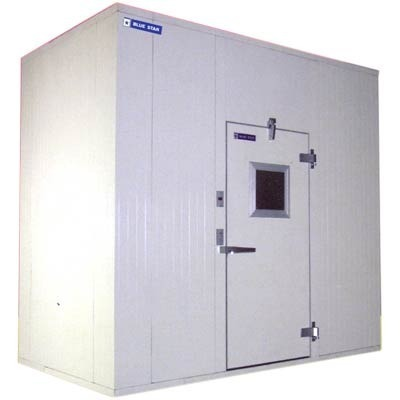 Industrial Cold Storage Room