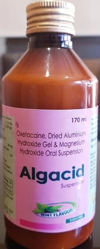 Oxetacaine, Dried Aluminium Hydroxide Gel & Magnesium Hydroxide Oral Suspension
