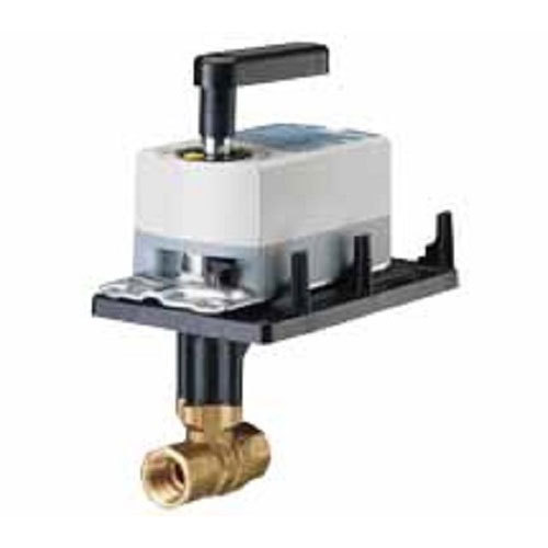 Stainless Steel Actuator Ball Valves