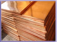 Copper Sheet And Plates