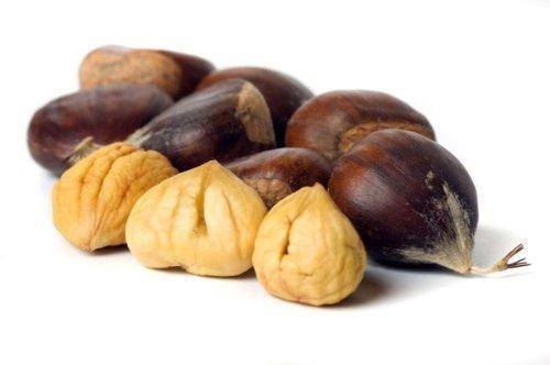 Edible Fresh Organic Chestnuts