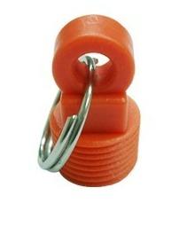 Garboard Plug Key Chain