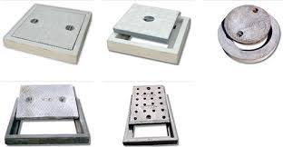 Light Weighted Rcc Drain Cover