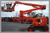 Crawlers And Telescopic Cranes