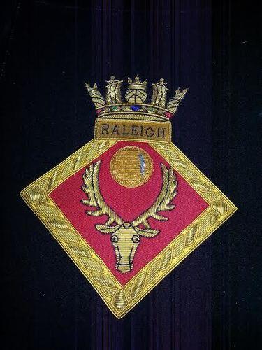 Hand Made Embroidery Blazer Badges