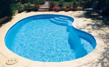 Heart Shaped Mini Olympic Pools