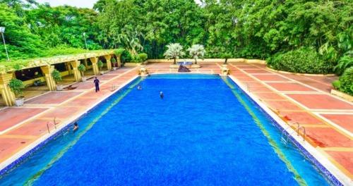 Large Rectangle Shaped Olympic Pools