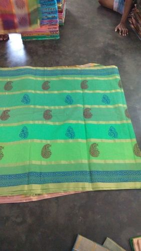 Printed Traditional Engagement Sarees