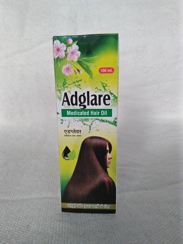 Adglare Medicated Hair Oil