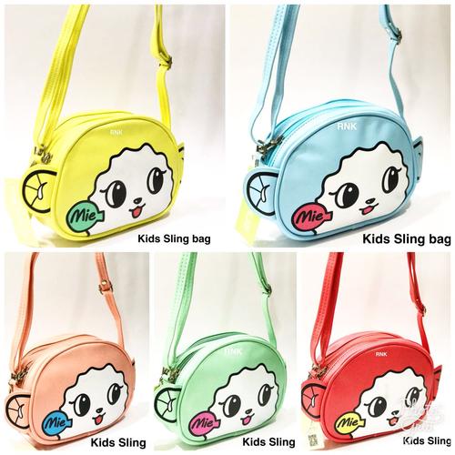 Fancy Kids Sling Bags